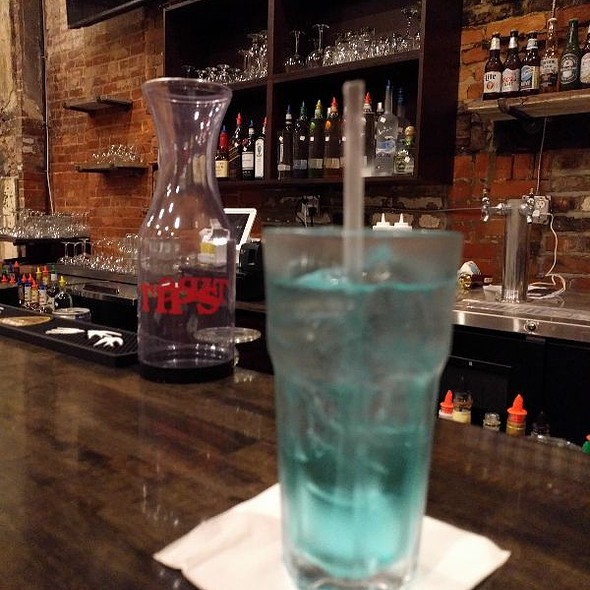 Blue Raspberry Jolly Rancher Drink