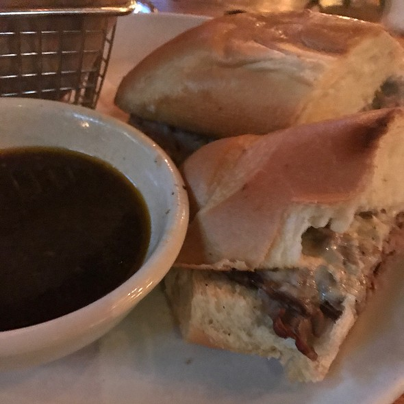 French Dip @ City Tap House of DC - Penn Quarter