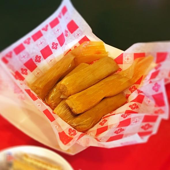 Hot Tamales @ Fat Mama's Tamales