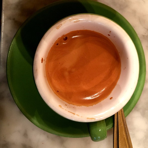 Espresso @ Spella Caffe