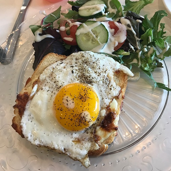 Croque Madame @ Like Home