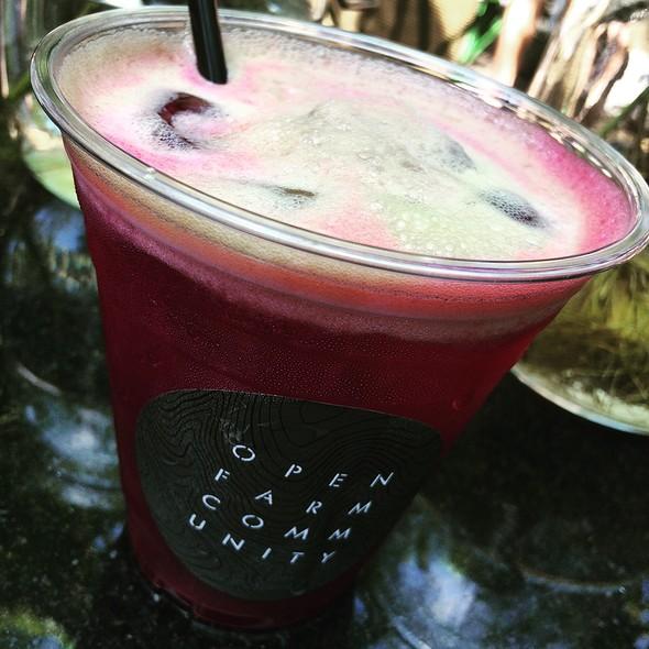 FARMERS cocktail