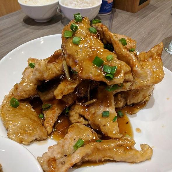 Guo bao rou