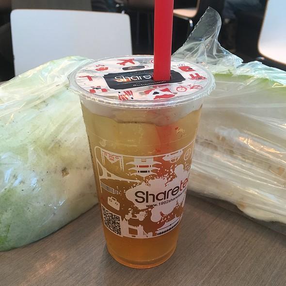 Winter Melon Tea @ Sharetea