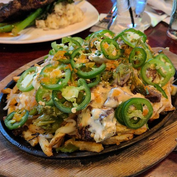 Hell Fire Iron Fries