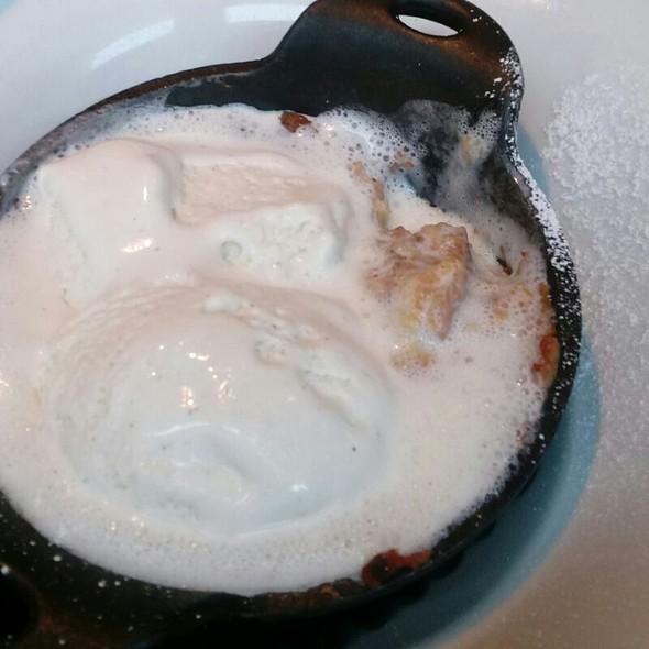 Bread Pudding @ Bacari Gdl