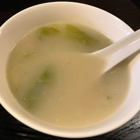 ランチのスープ @ 巴蜀人家