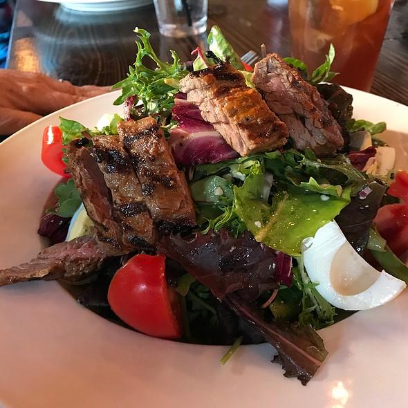 Steak Salad @ Rockwell's Cafe & Bakery