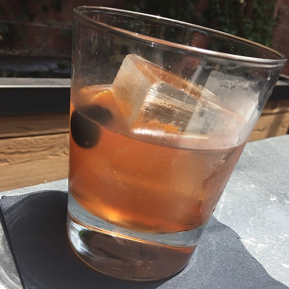Patio Time Old Fashioned