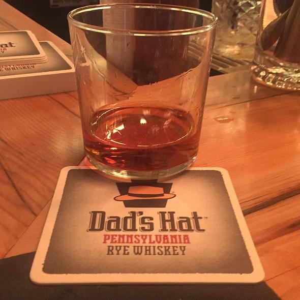 Dads Hat Rye Vermouth Cask