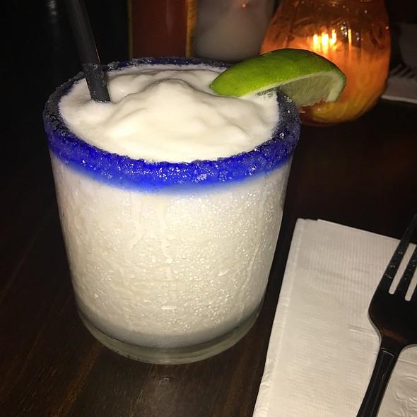 Frozen Coconut Margarita