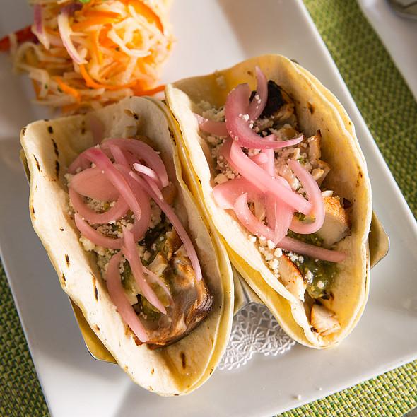 Mahi Mahi Street Tacos @ Glenmorgan Bar & Grill