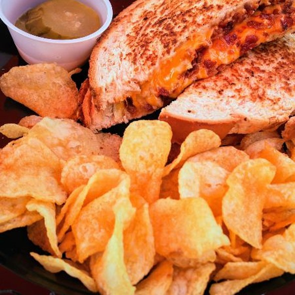 Bacon & Cheese Sandwich