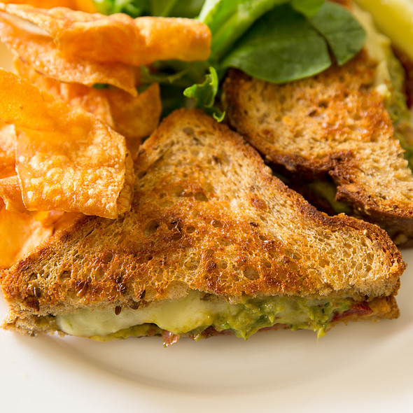 Monterey Grilled Cheese @ Glenmorgan Bar & Grill