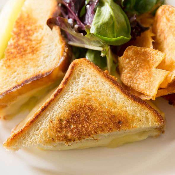 Classic Grilled Cheese @ Glenmorgan Bar & Grill