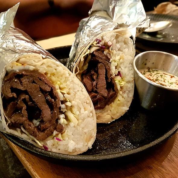 Tapa Burrito