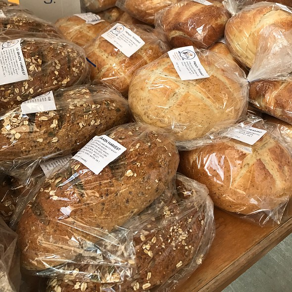 Fresh-baked Bread @ Szalay's Sweet Corn Farm