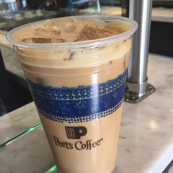 Iced Latte @ Peet' Coffee & Tea