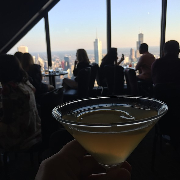 96 Reasons Why Cocktail @ Signature Room 96th Floor