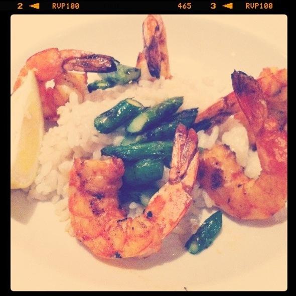 Shrimp Rissotto @ Nordstrom Cafe Bistro