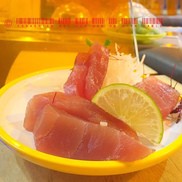 Tuna Sashimi @ Yo! Sushi