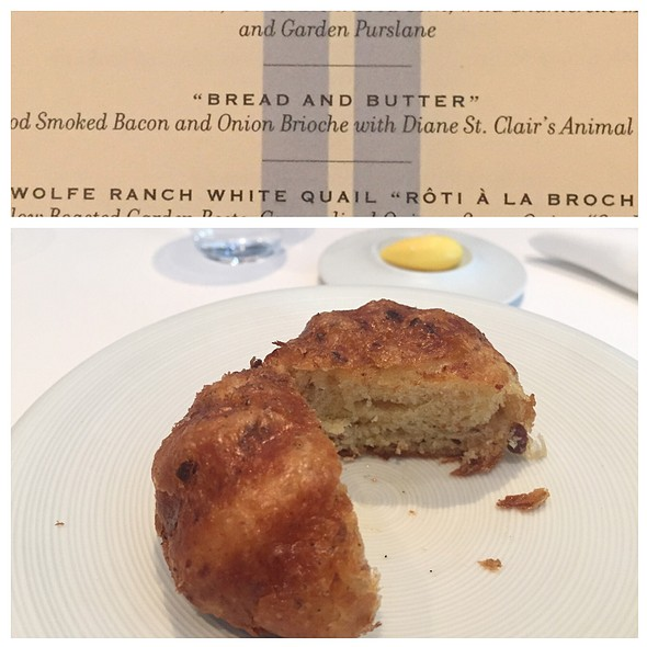 Bread and Butter @ The French Laundry