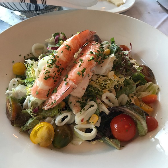 Seafood Salad  (Shea's Neptune Salad) @ Riva Navy Pier