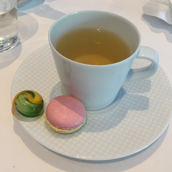 Peppermint Tea @ The French Laundry