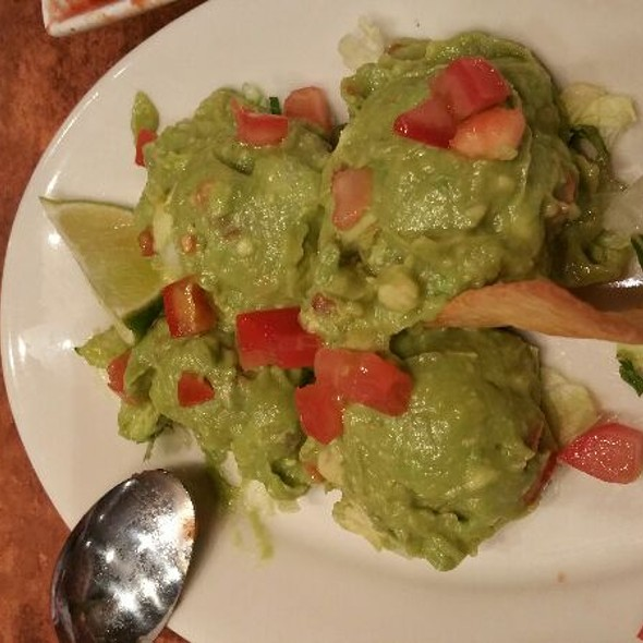 Guacamole @ Abuelo's Mexican Food Embassy