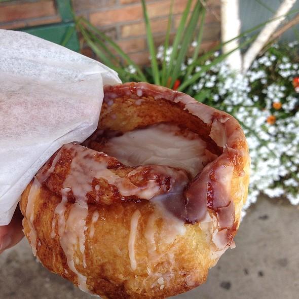 Cinnamon Croissant @ Firehouse Bakery & Deli / Hayward Bakery & Cheese Shop