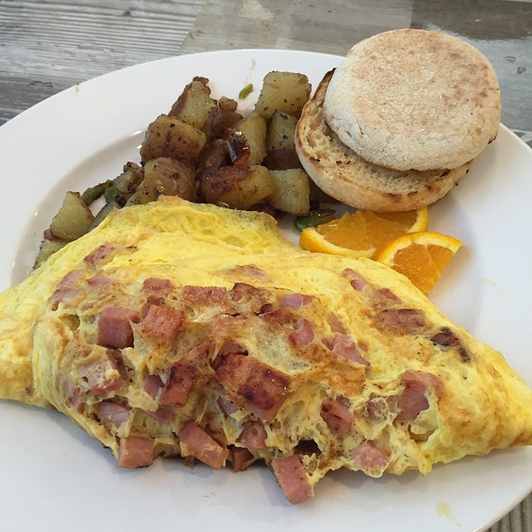 Ham & Cheese Omelette