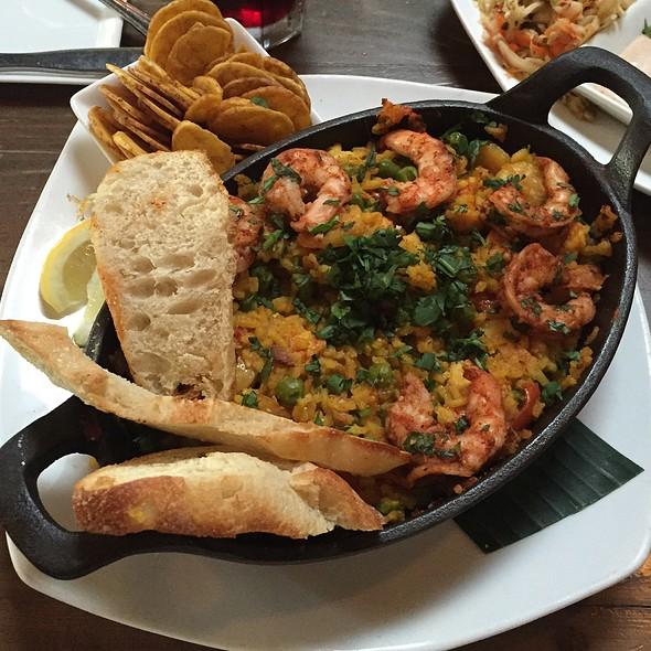 Lobster & Langoustine Paella