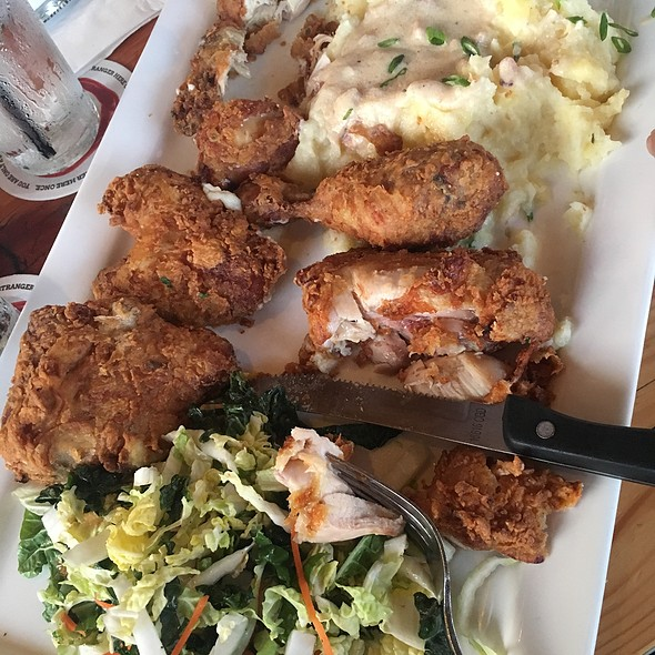 Fried Chicken For Two @ Simmzy's