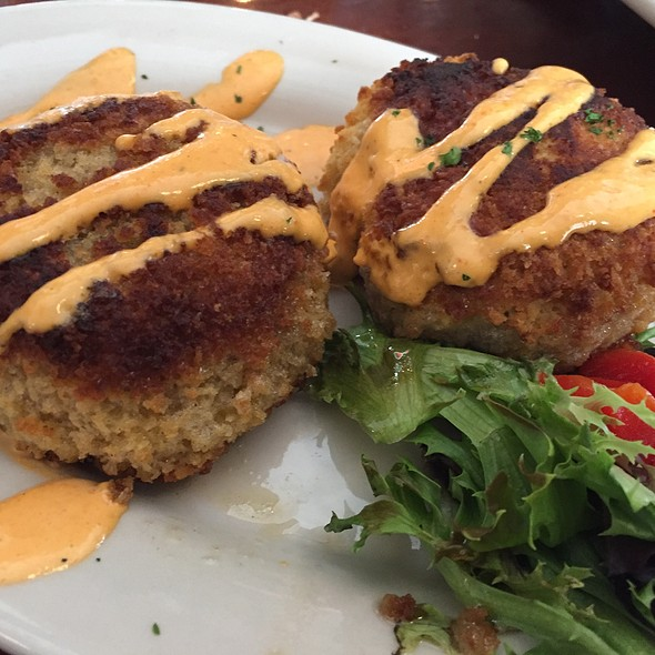 Crab Cakes @ Willimantic Brewing Company