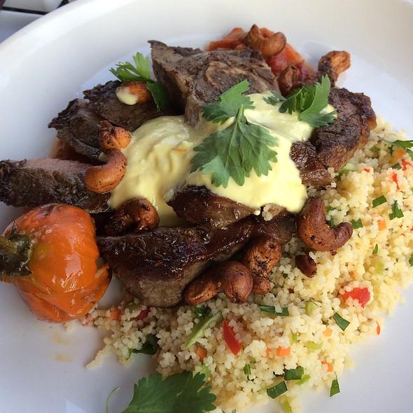 Lamb Steak @ Feast