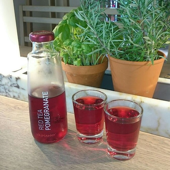 Pomegranate Red Tea