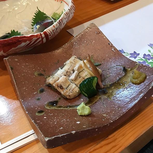 鰻の白焼き @ 反町かとう