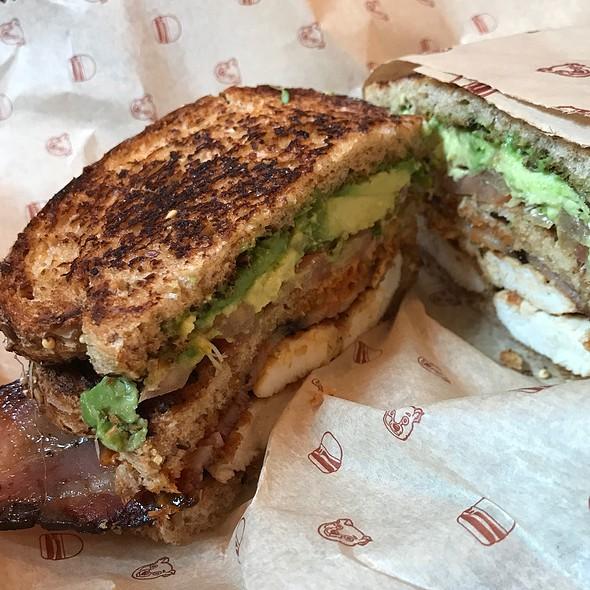 California Blt With Avocado  @ Bareburger