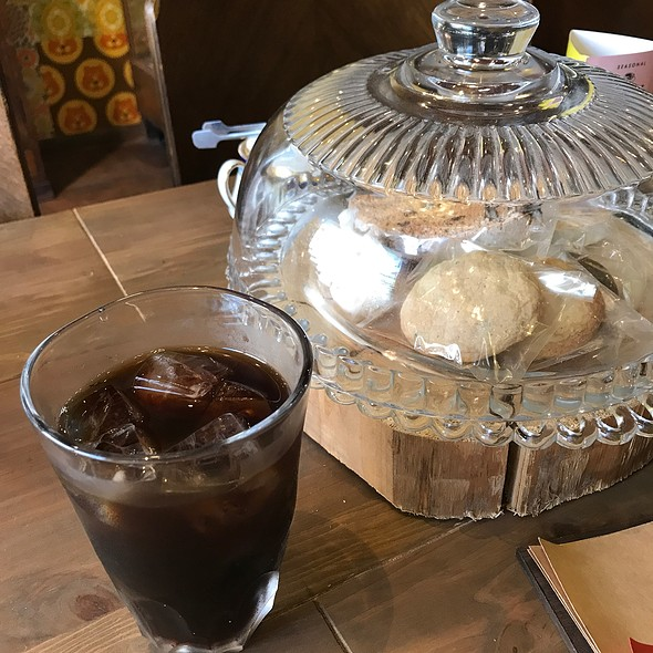 Cookies And Ice Coffee