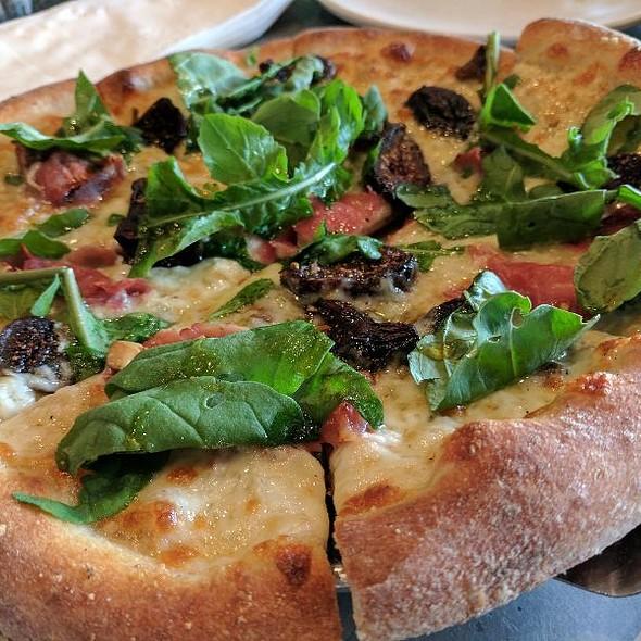 Fig Pizza @ Salvatore's Tomato Pies