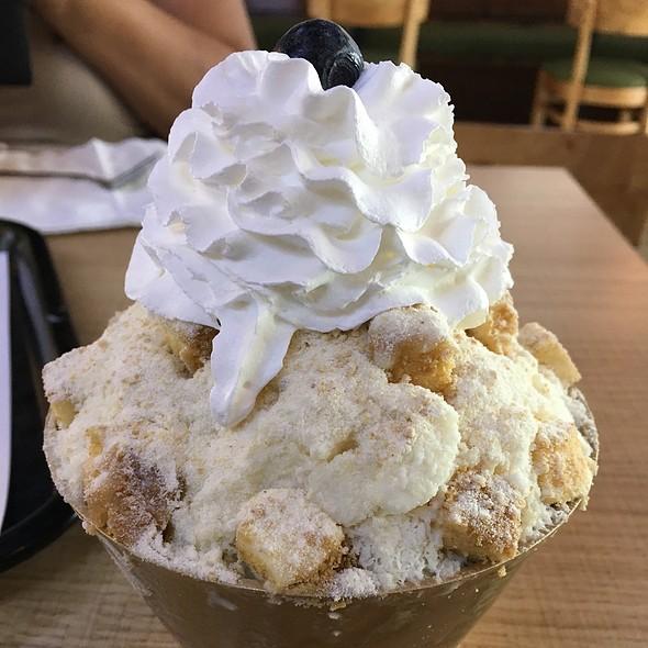 Cheesecake Bingsu