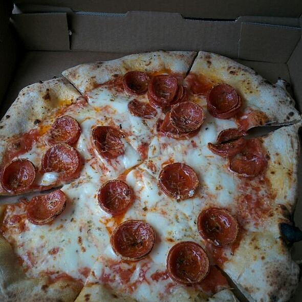 Pepporoni Pizza @ Citizen Pie
