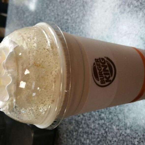 Chocolate Shake @ Burger King