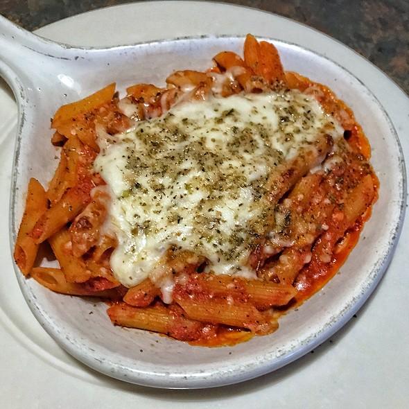 Baked Ziti @ A Taste Of Italy