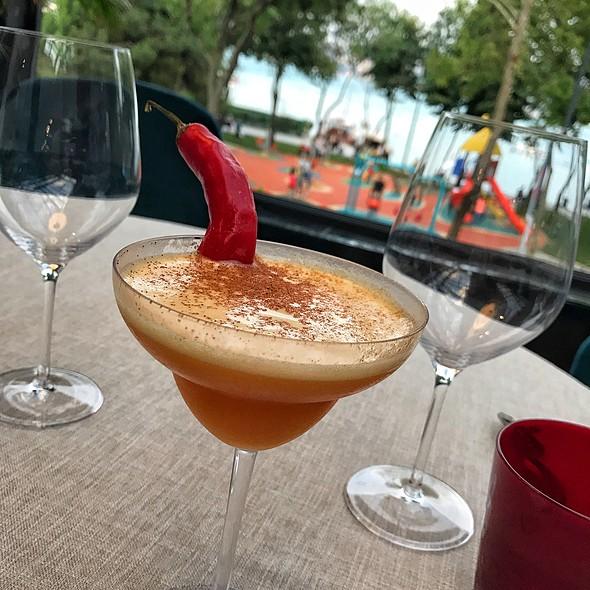 Passionfruit Chilli Margarita