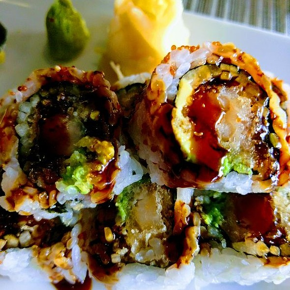 Shrimp Tempura Maki Roll