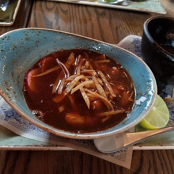 Soup @ Guy Fieri's El Burro Borracho