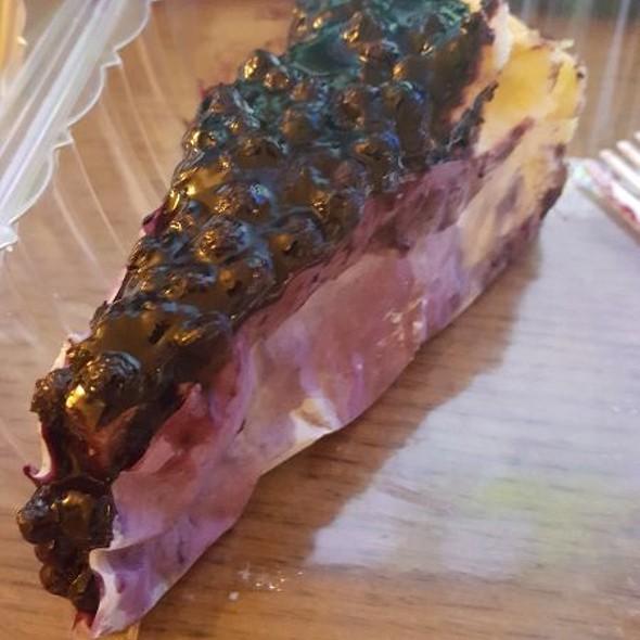 Blueberry Cheesecake