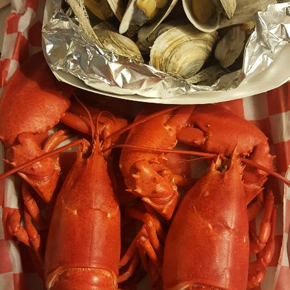Lobster & Clams
