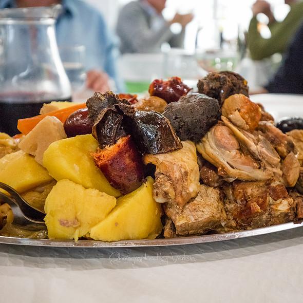 Cozido À Portuguesa @ Restaurante Tony's